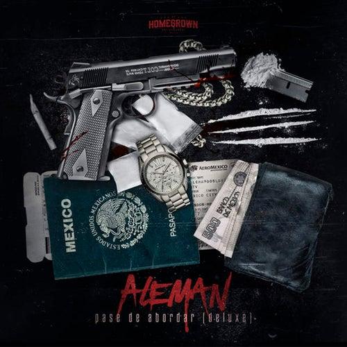 Pase de Abordar (Deluxe) de El Aleman