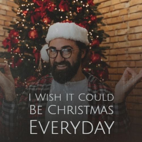 I Wish It Could Be Christmas Everyday de Percy Faith The Merrill Staton Choir