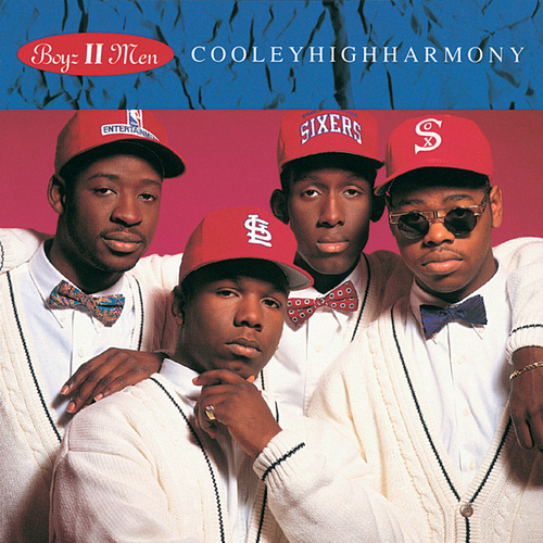 Cooleyhighharmony (Bonus Tracks Version) de Boyz II Men