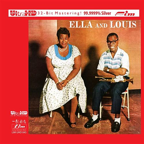 Ella and Louis by Ella Fitzgerald