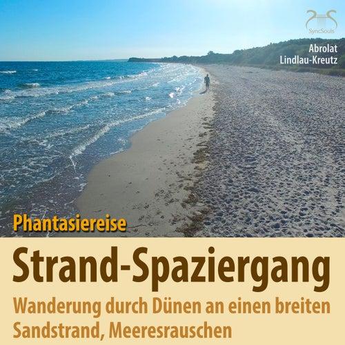 Strandspaziergang: Phantasiereise Wanderung durch Dünen an einen breiten Sandstrand, Meeresrauschen von Birgit Lindlau-Kreutz
