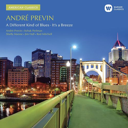 Previn: A Different Kind of Blues/It's a Breeze de Andre Previn