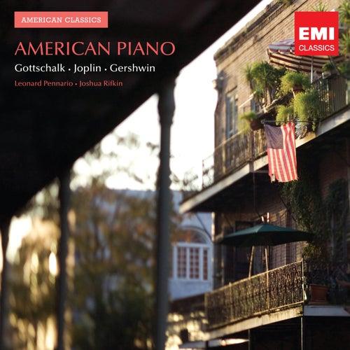 Gottschalk/Joplin/Gershwin de Leonard Pennario