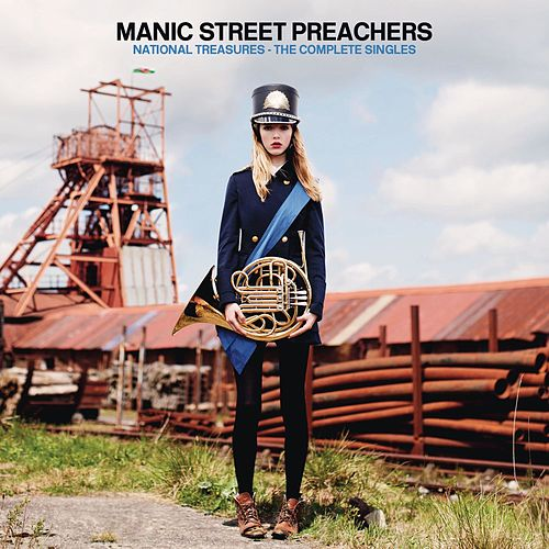 National Treasures - The Complete Singles by Manic Street Preachers