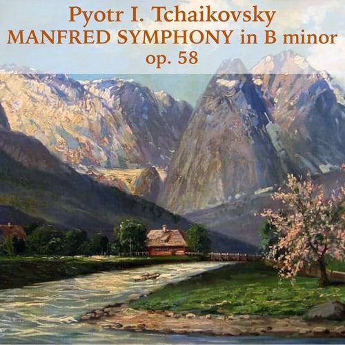 Tchaikovsky: Manfred Symphony in B minor, Op. 58 de Paul Kletzki