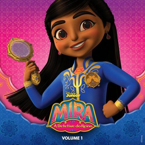 Mira, A Detetive do Reino (Músicas da Série do Disney Junior) de A Detetive do Reino Elenco de Mira
