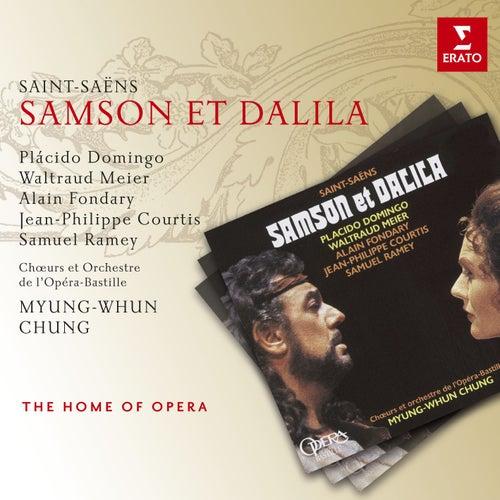 Saint-Saëns: Samson et Dalîla by Myung-Whun Chung