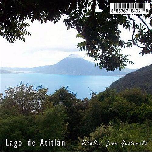 Lago de Atitlán de Vitali from Guatemala
