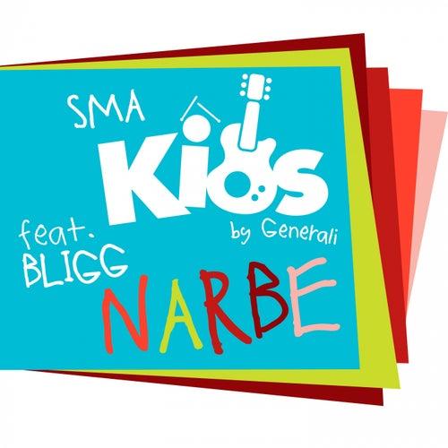 Narbe von SMA Kids