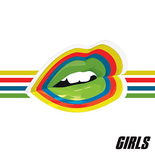 Girls Mixtape von James Hersey