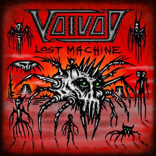 Lost Machine - Live by Voivod