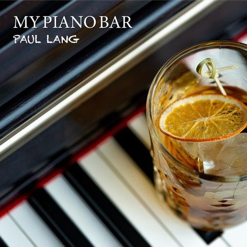 My Piano Bar de Paul Lang
