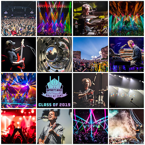 Hall of Fame: Class of 2019 by Umphrey's McGee