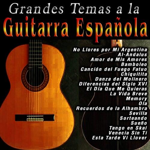 Grandes Temas a la Guitarra Española de Sergi Vicente