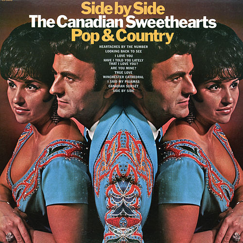 Side By Side Pop & Country by The Canadian Sweethearts