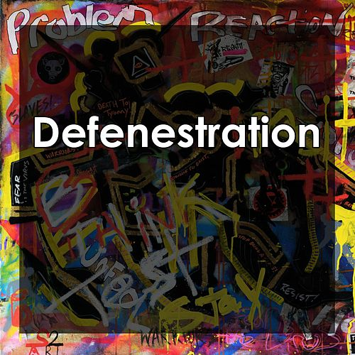Defenestration by Michael and the Michaels