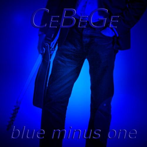Blue Minus One by Cebege