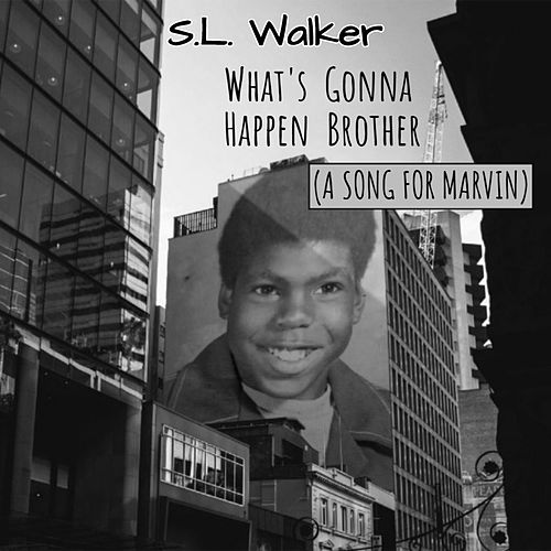 What's Gonna Happen Brother (A Song for Marvin) by S.L. Walker