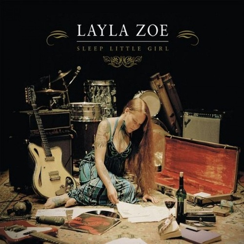 Sleep Little Girl von Layla Zoe