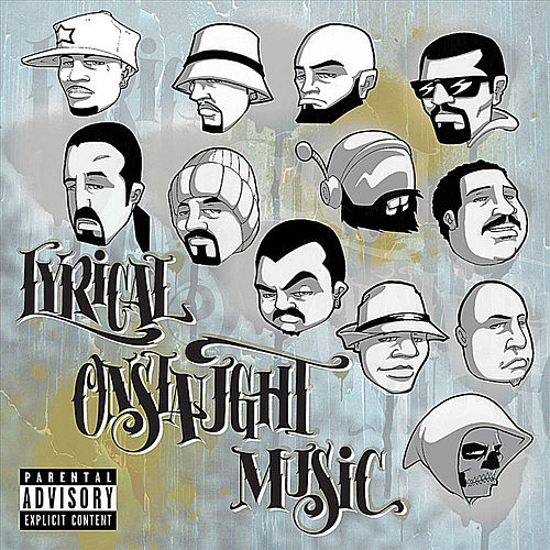 The Onslaught Cometh by Lyrical Onslaught Music
