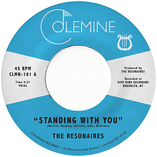 Standing With You von The Resonaires