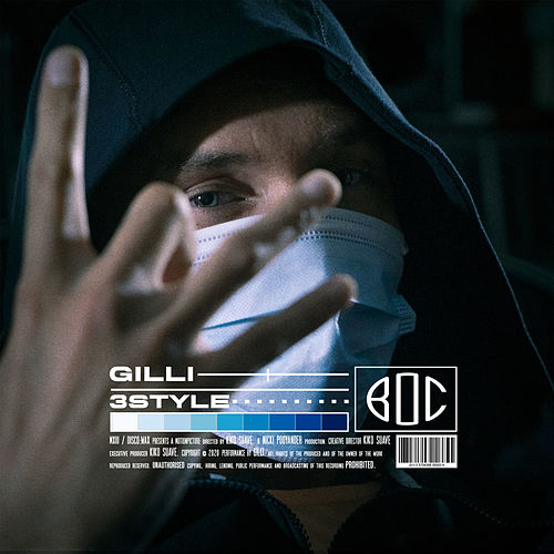 3STYLE by Gilli