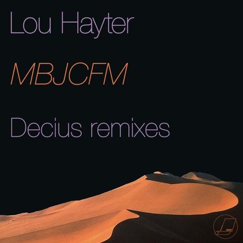 My Baby Just Cares for Me (Decius Remixes) de Lou Hayter