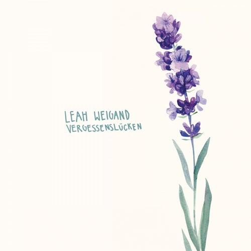 Vergessenslücken by Leah Weigand