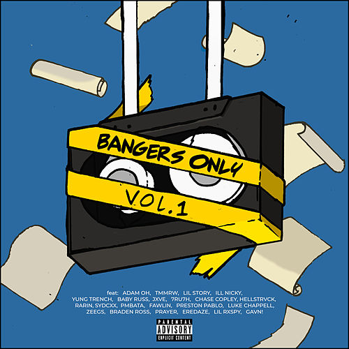 Bangers Only, Vol. 1 by Bangers Only
