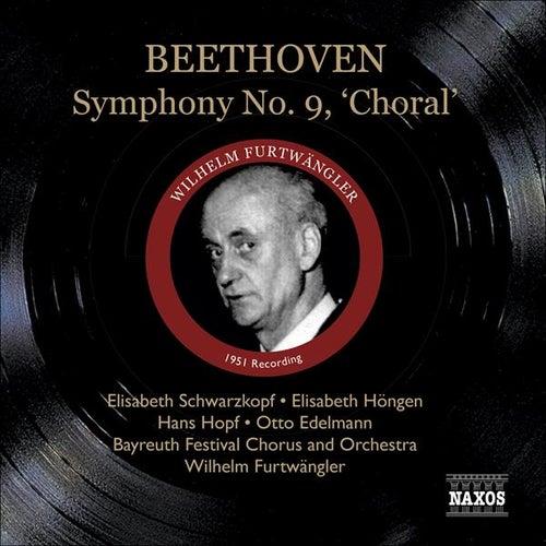 Beethoven: Symphony No. 9 (Furtwangler) (1951) de Otto Edelmann