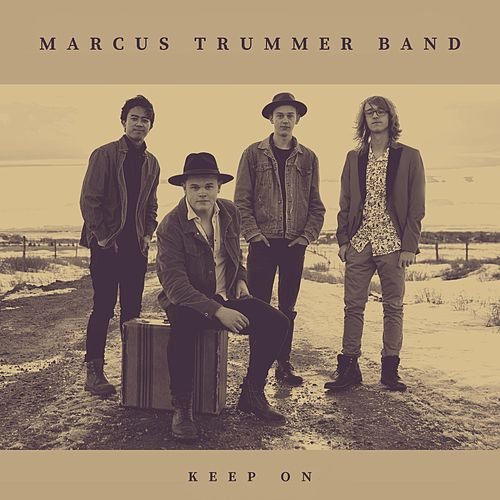 Keep On by Marcus Trummer Band