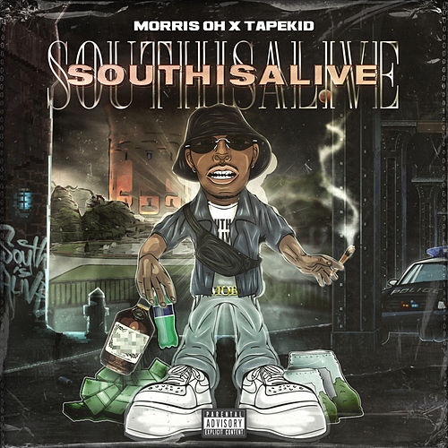 South Is Alive von Morris Oh