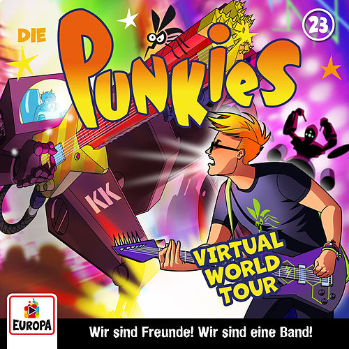 023/Virtual World Tour! by Die Punkies