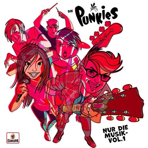 Nur die Musik - Vol. 1 by Die Punkies