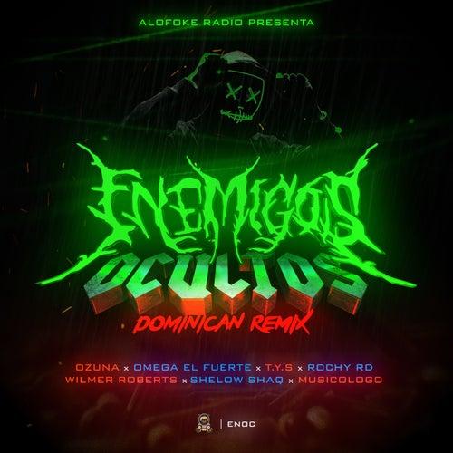 Enemigos Ocultos (Dominican Remix) de Ozuna