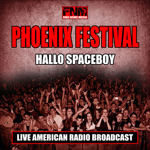 Hallo Spaceboy (Live) by Various Artists