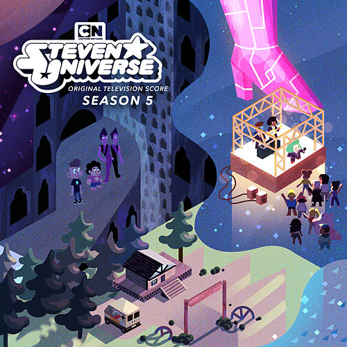 Steven Universe: Season 5 (Original Television Score) fra Steven Universe