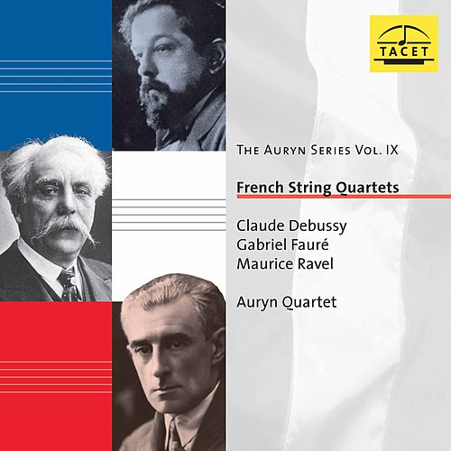 The Auryn Series, Vol. 9 von Auryn-Quartet