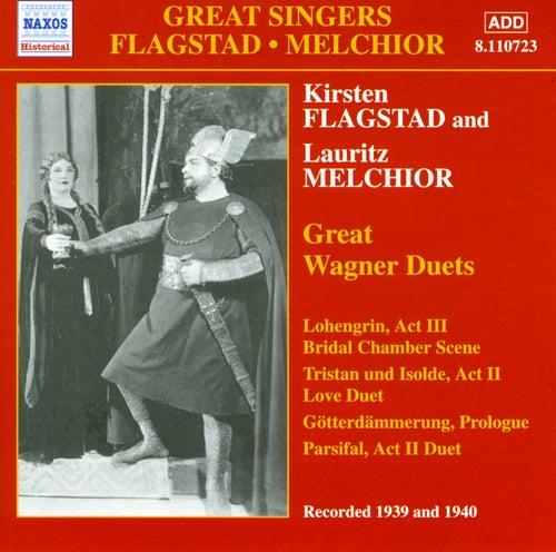 Flagstad, Kirsten / Melchior, Lauritz: Great Wagner Duets (1939-1940) by Kirsten Flagstad