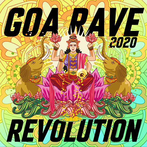 Goa Rave Revolution 2020 de Various Artists