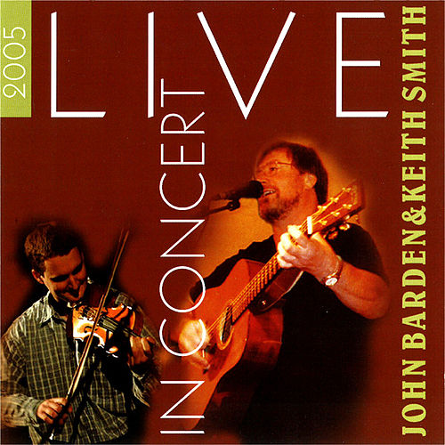 Live In Concert by John Barden