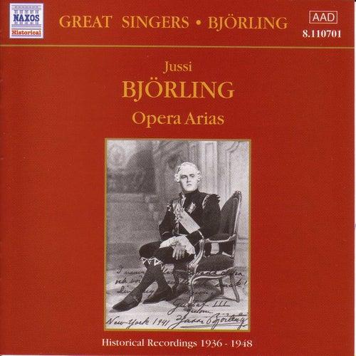 Bjorling, Jussi: Opera Arias (1936-1948) von Jussi Bjorling