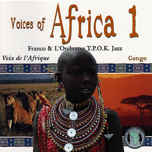 Voices of Africa - Volume 1 de Franco