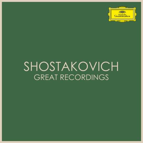 Shostakovich Great Recordings by Dmitri Shostakovich