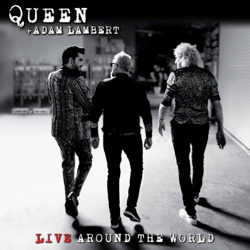 Live Around the World (Deluxe) by Queen & Adam Lambert