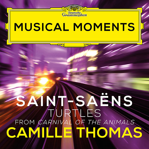 Saint-Saëns: Carnival of the Animals, R. 125: 4. Turtles (Musical Moments) von Camille Thomas