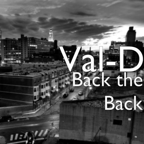 Back the Back von Vald