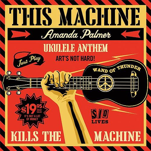 Ukulele Anthem - Single by Amanda Palmer