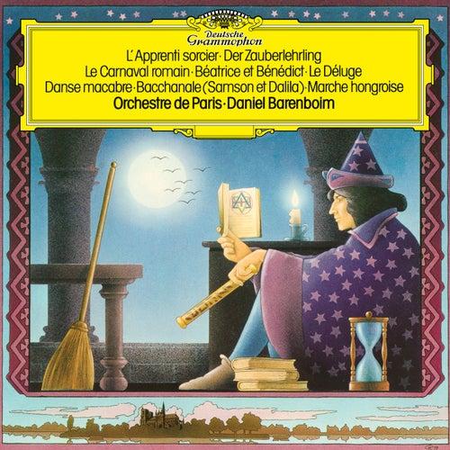 Berlioz – Saint-Saëns – Dukas von Orchestre de Paris