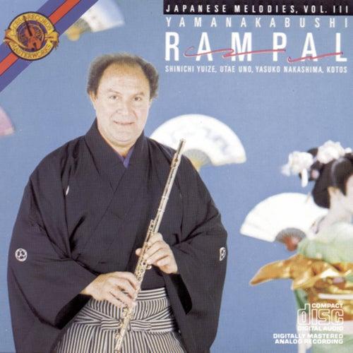 Yamanakabushi: Japanese Melodies, Vol.iii de Jean-Pierre Rampal
